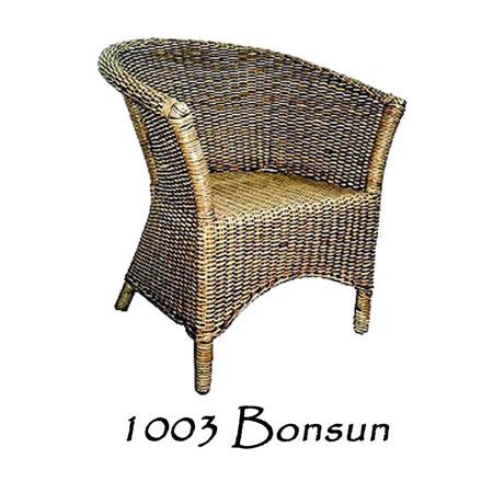 Bonsun Rattan Chair
