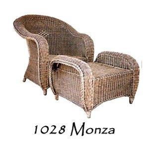 Monza Rattan Lazy Chair