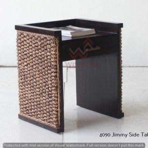 Jimmy Wicker Side Table