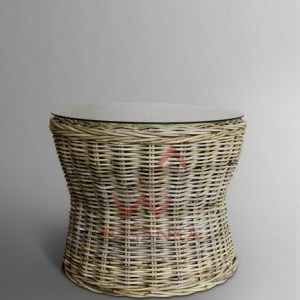 Goblet Rattan Coffee Table