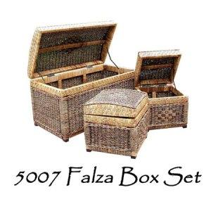 Falza Rattan Box Set