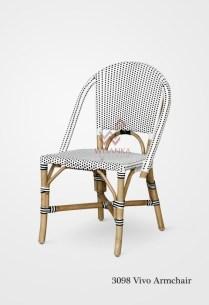 Vivo Rattan Bistro Chair