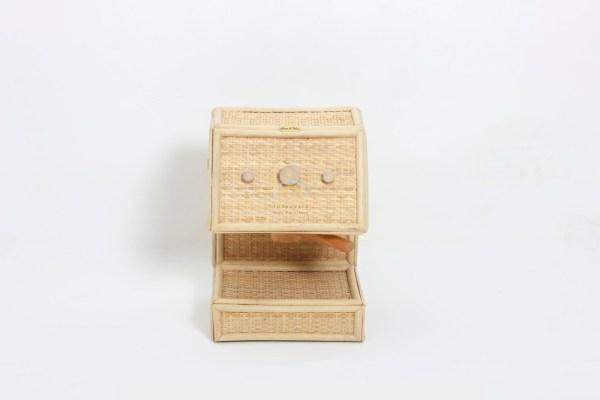 Rattan Coffee Maker Toys