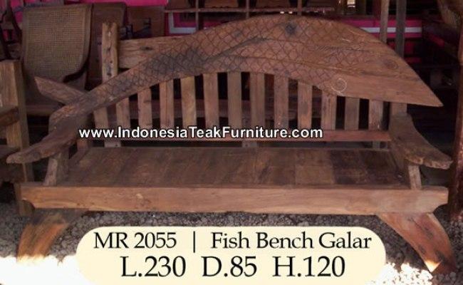 Old Teak Wood Furniture Factory Jepara