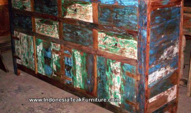 Reclaimed Teak Wood Furniture Indonesia | Wooden Thing