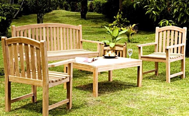 Jepara Teak Garden Furniture Indonesia Teak Wood