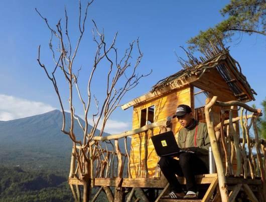 Bukit kukusan pemalang, indonesia traveller guide.