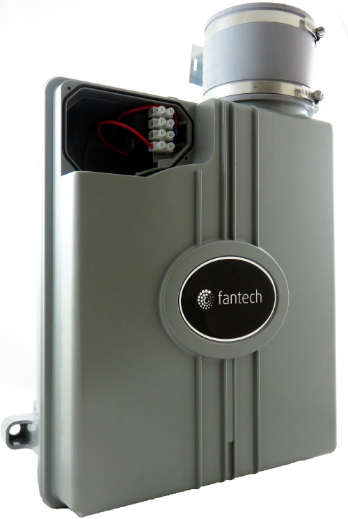 small resolution of fantech s rn2 sl radon mitigation fan meets the challenges of radon applications