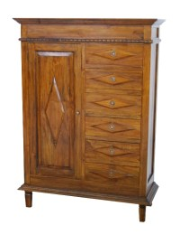 Afreda Tall Cabinet | Indoor Teak Furniture