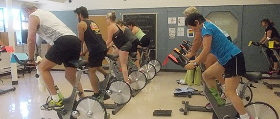 indoor cycling victoria