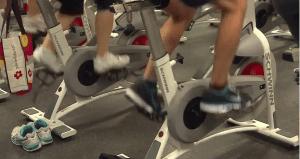 JOHN ZAKHARIA INDOOR CYCLING