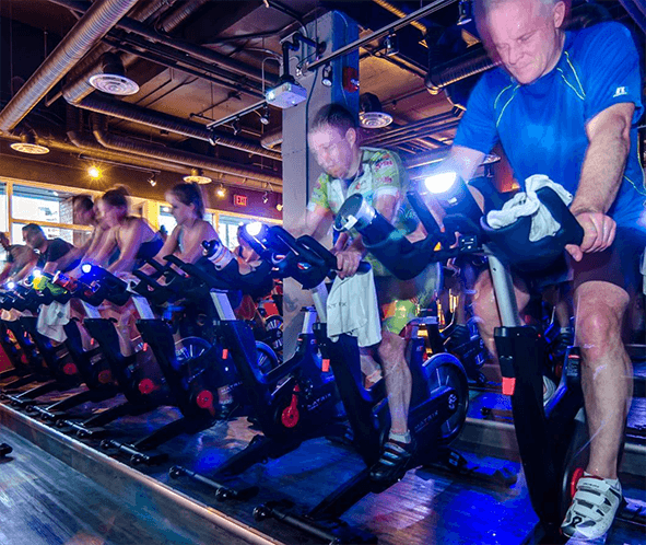 Indoor Cycling And Spinning » Peloton Cycling In Calgary