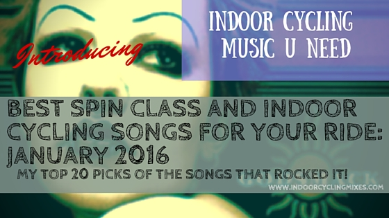 Top Spin Class Song for Jan 2016