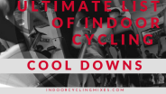 Indoor Cycling Cool Down