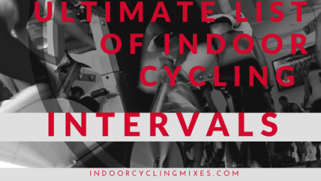 Indoor Cycling Intervals