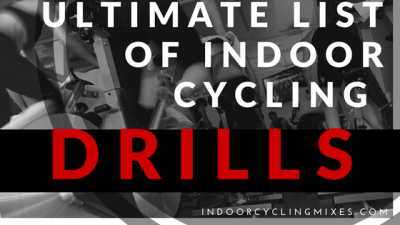 Ultimate list of Indoor Cycling, Spin Class & Exercise Bike Drills
