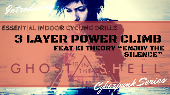 Indoor Cycling and Spin Class Drills - Cyberpunk Series