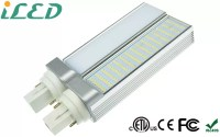 G23 G24 LED PL Lamp replacement CFL 6400K Cool White ...