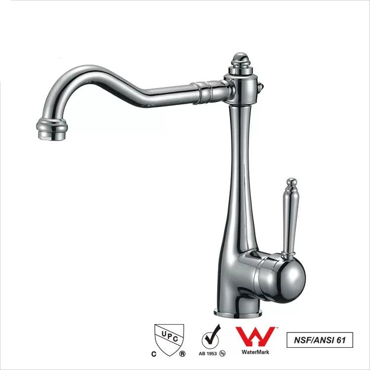 watermark single handle water faucet bathroom basin water ridge tap
