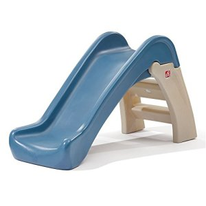 Step2 Play and Fold Jr. Slide for Toddlers - Durable Outdoor Indoor ...