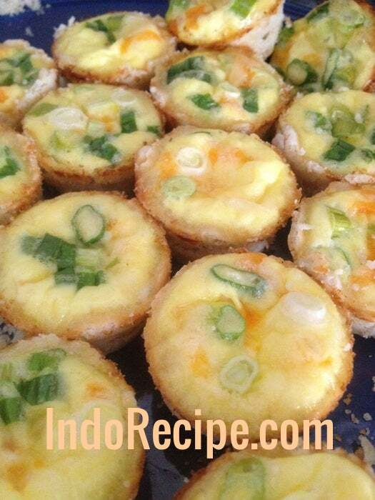 Super Easy Mini Quiche