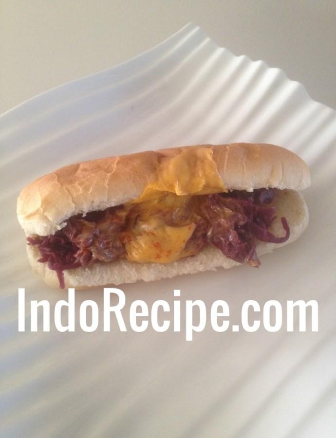 Warm Meatballs Sandwich – Microwave