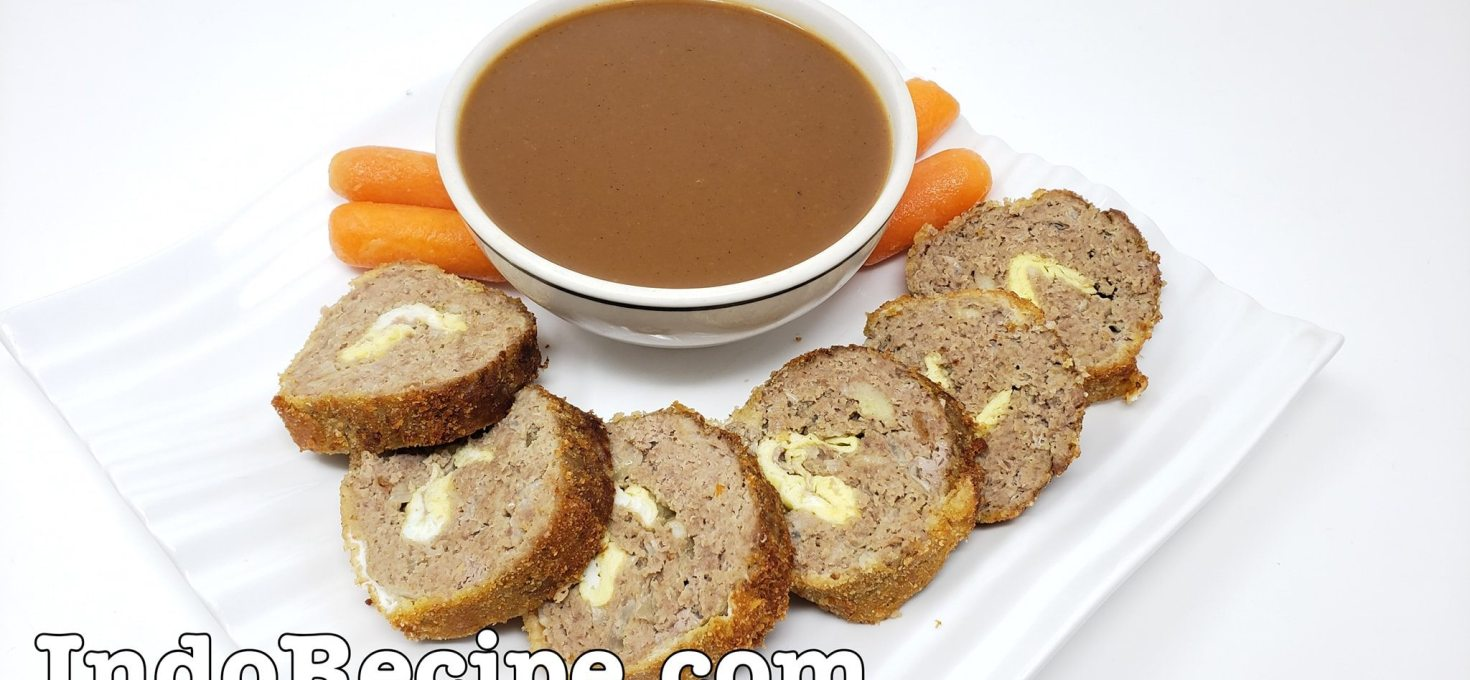Rolade Daging (Beef Roulade)