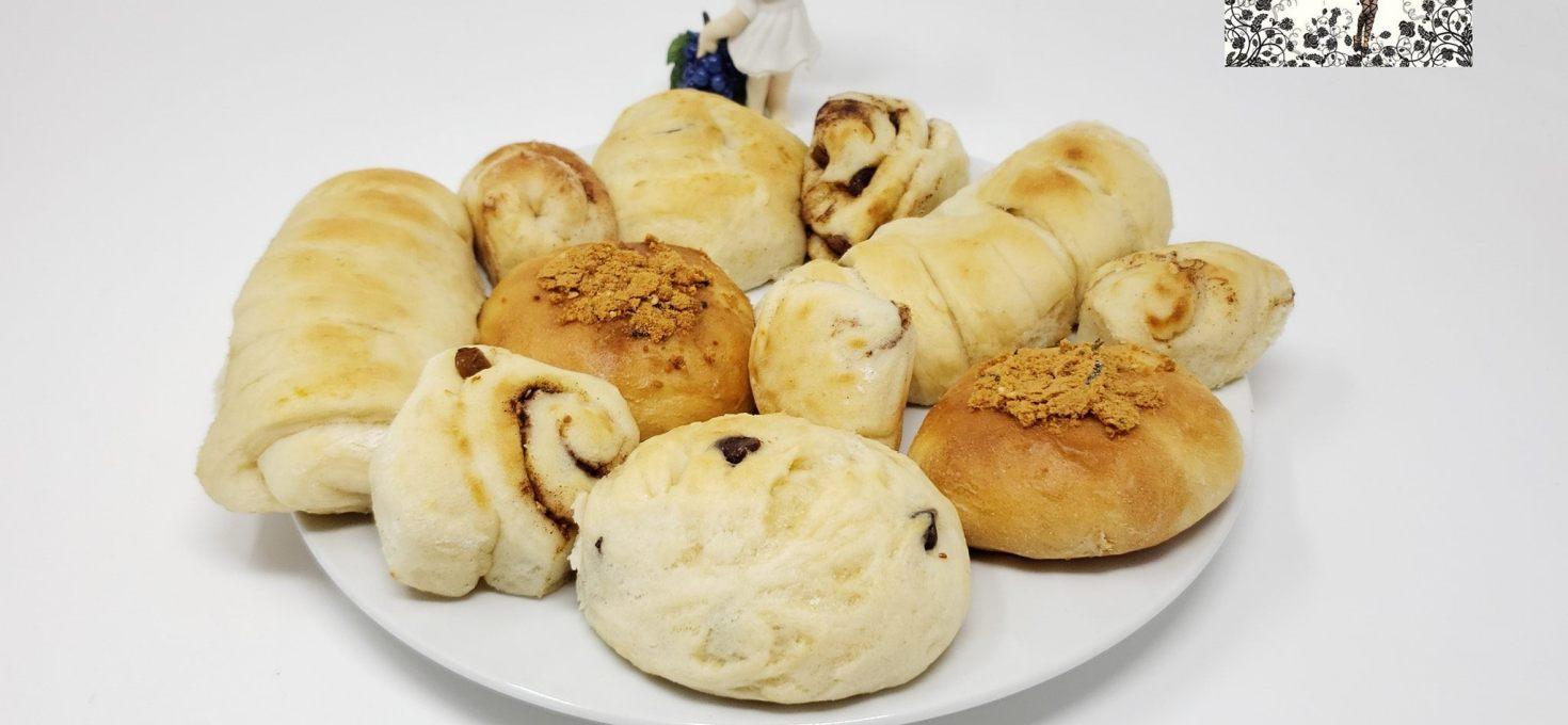 Roti Unyil (Indonesian Mini Buns)