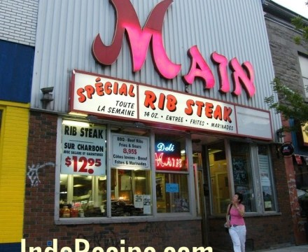 Main Deli Steak House (KOSHER!)
