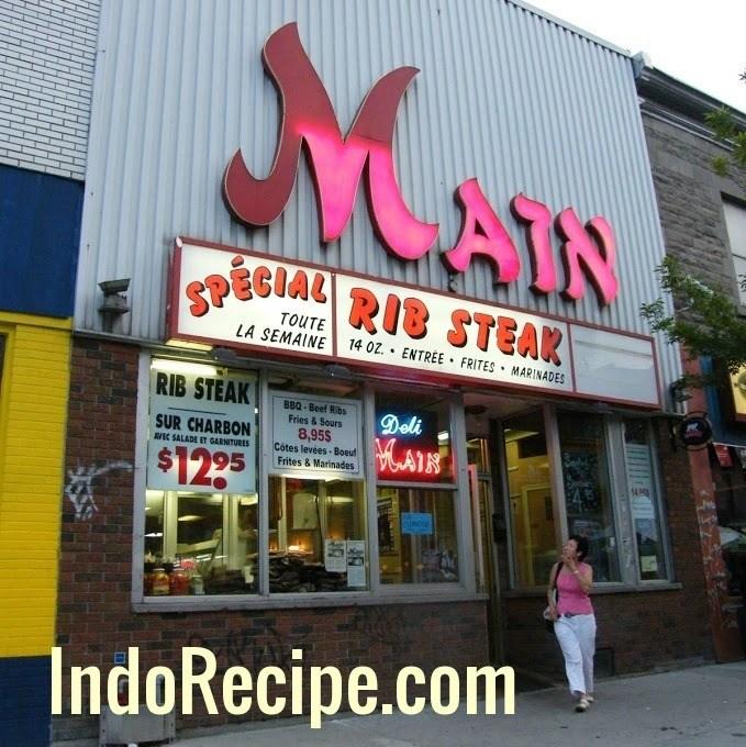 Main Deli Steak House (KOSHER!)