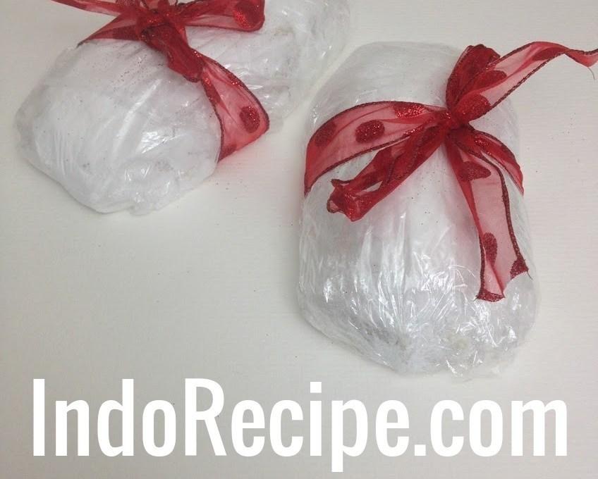 Christmas Stollen (No Yeast)