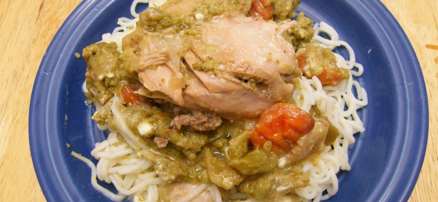 Creamy Chicken With Noodle