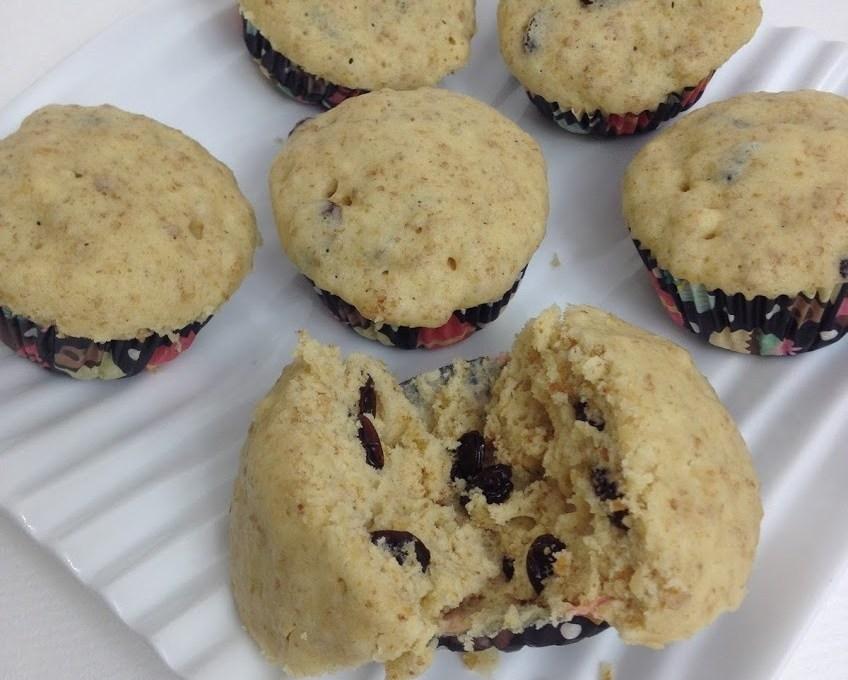 Bran Muffins – Microwave