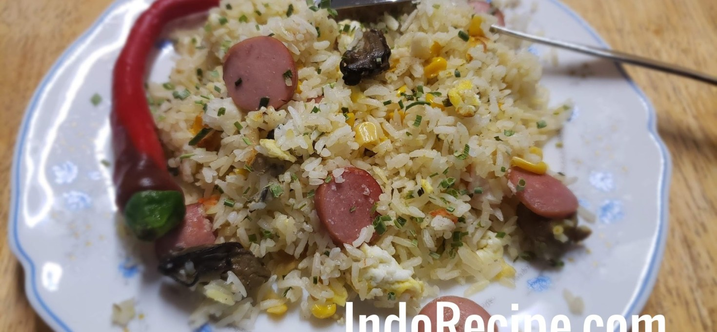 Smoked Oyster Fried Rice