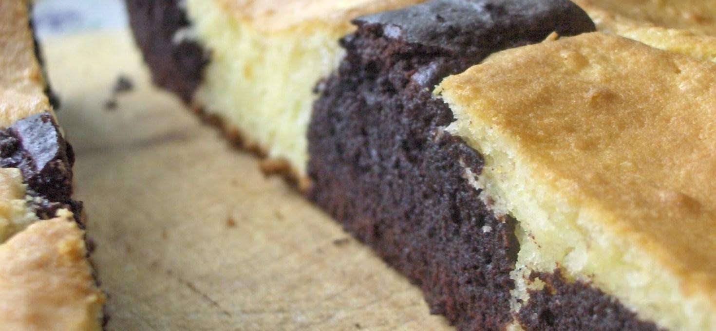 Chocolate Cream Cheese Brownies
