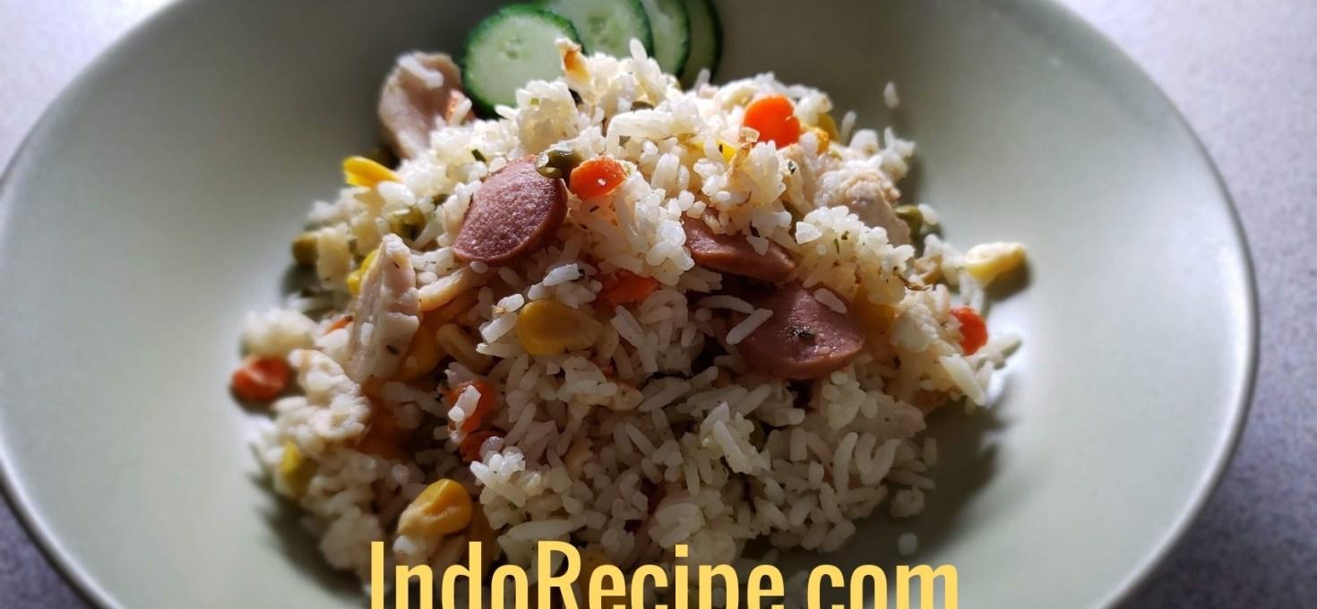 Nasi Goreng (Medley Fried Rice)