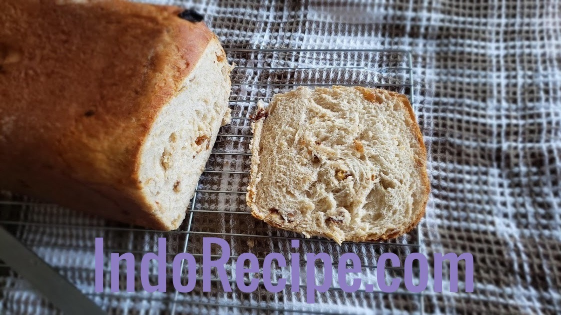 Bread Maker Cinnamon Raisin Sandwich Loaf
