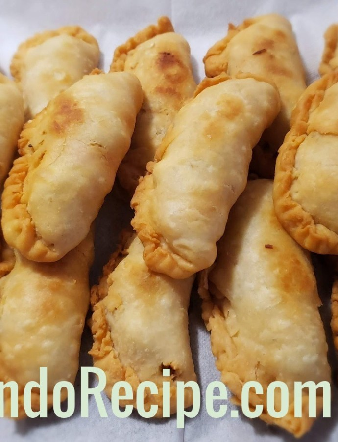 Curry Puff (Pastel)