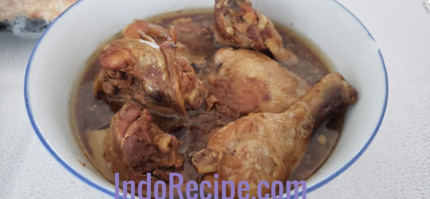 Indonesian Butter Chicken (Ayam Mentega)