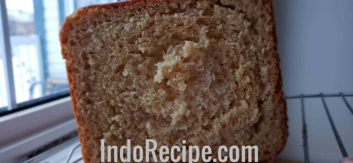 Bread Maker Brown Sugar Loaf
