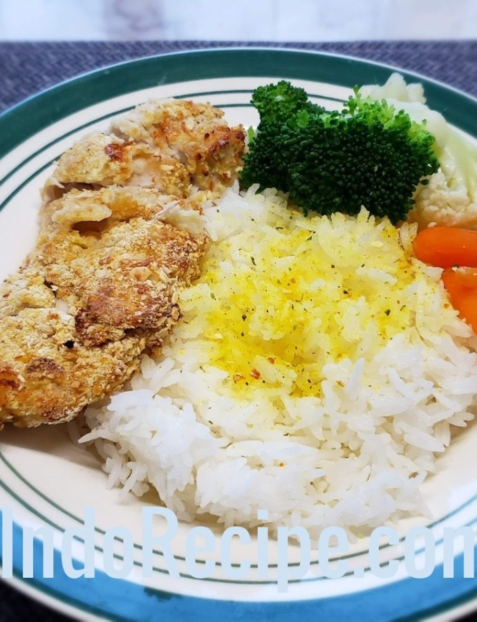 Air Fry Breaded Chicken
