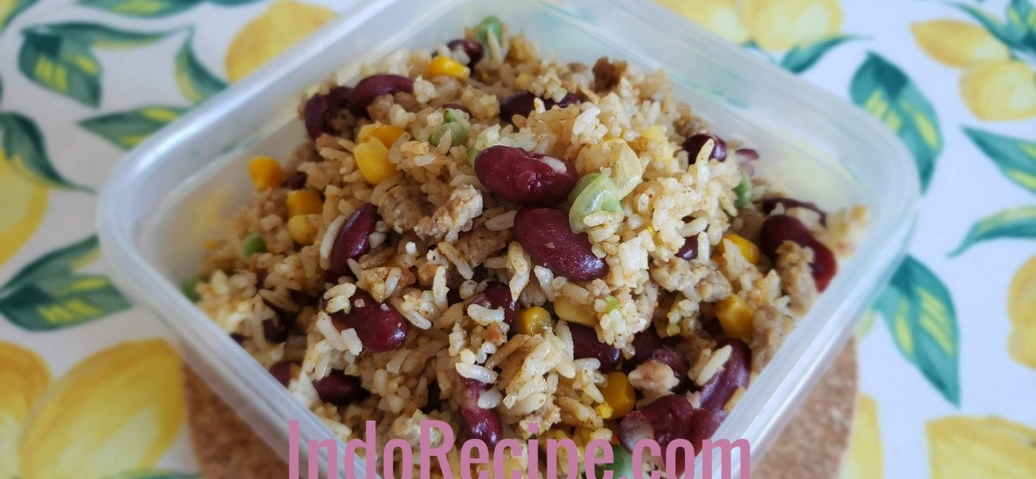 Simple Dish: Rice and Beans