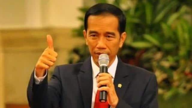 Jelang Demo 4 November, Jokowi Terima Pengurus Ormas Islam di Istana