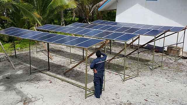 Jual Panel Surya Solar Cell Solar Panel Jawa Timur