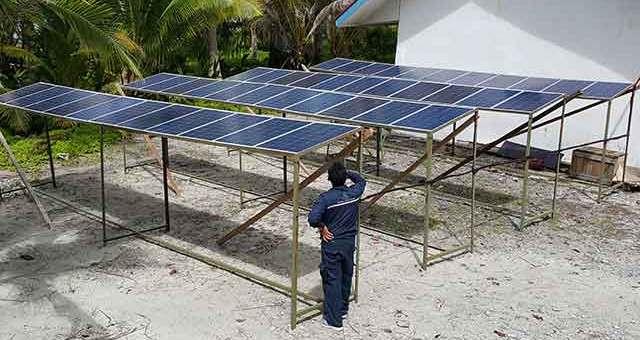 Jual Solar Cell 10 KW di Pulau Katang Katang