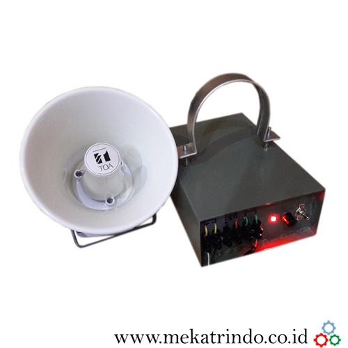 Announcer - Himbauan Lalu Lintas - Mekatrindo