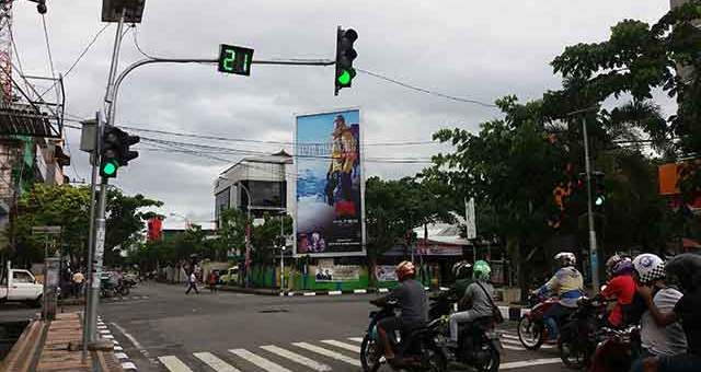 Jual Traffic Light, Lampu Lalu Lintas Palopo, Sumatera Selatan