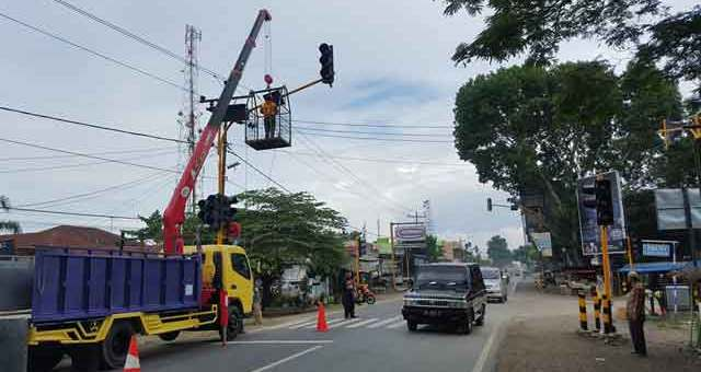 Jual Traffic Light, Lampu Lalu Lintas Ternate, Maluku Utara