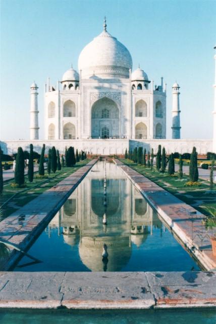 Taj Mahal, India
