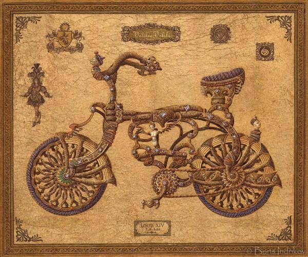 louis XIV great bikes
